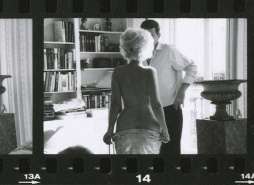 Marilyn Undressing for JFK (with Sprockets)